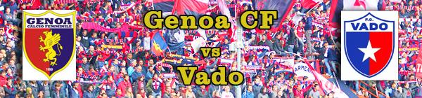 Banner Genoa Vado