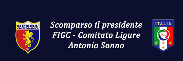 Lutto Figc