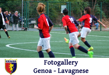 Fotogallery Genoa Lavagnese slide